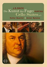 Bach: Die Kunst der Fuge & Suite for Cello Sollo Nos.1&5